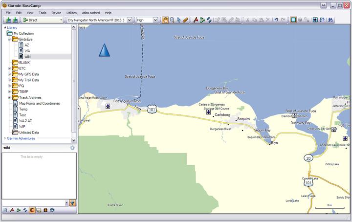 GPSrChive BaseCamp BirdsEye - Germany map garmin download